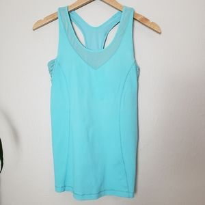 Lululemon Tank Top RacerBack Ruched